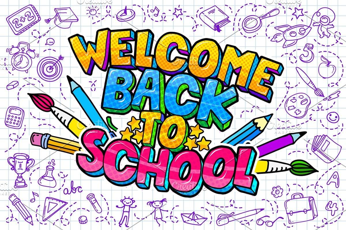 Welcome Back to School – MacArthur High School
